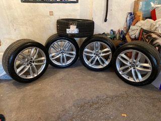 комплект колес AUDI SPORT .