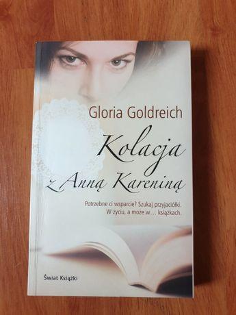 Kolacja z Anną Kareniną - Gloria Goldreich