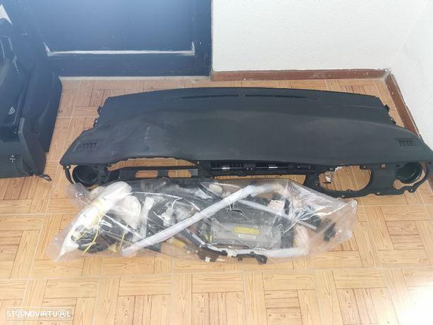 Conjunto de Airbags Toyota Auris do ano 2012