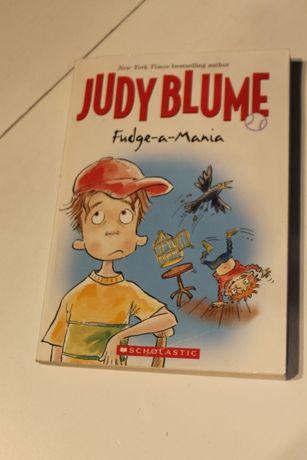 Livro em Inglês - Fudge-a-Mania