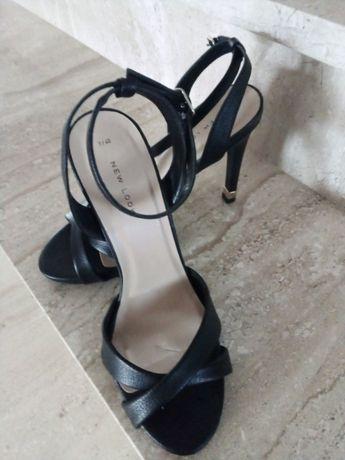 Szpilki sandałki New Look roz 40 Nowe czarne