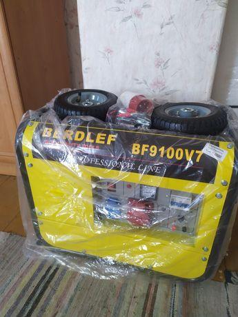 Agregat prądotwórczy generator prądu 7.5 kw nowy na benzynę