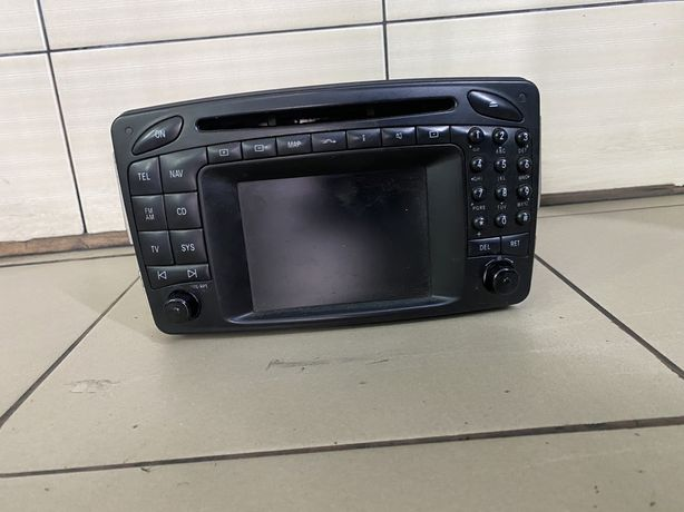 Mercedes w 203 команд 2.0 comand