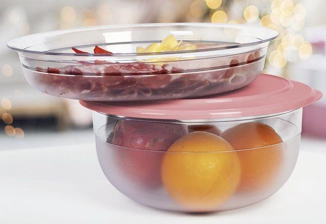 Набор сервировочные чаши Tupperware