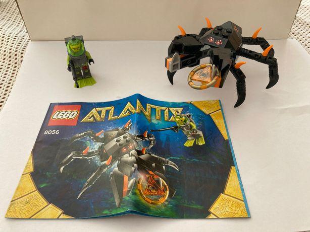 Klocki lego atlantis zestaw 8056