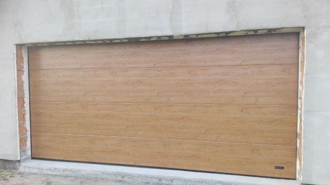 Winchester, drzwi garażowe segmentowe, brama garażowa, Produkcja