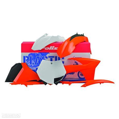 kit plasticos polisport ktm sx 125 / 250 / 450