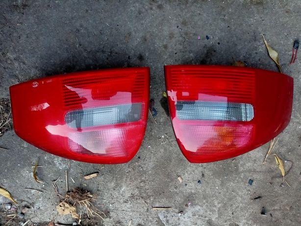 Lampy tył Audi A6c5