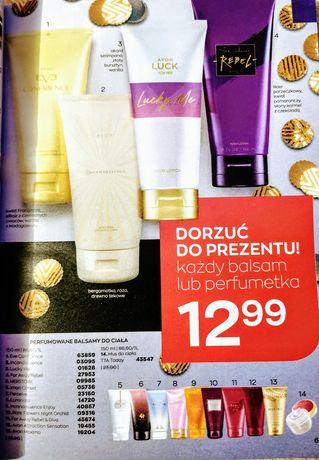 Balsamy i perfumetki za 12.99 zl Avon