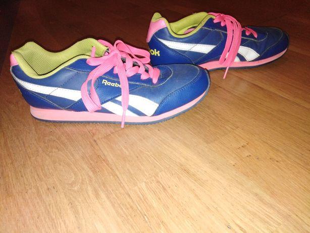 Sprzedam buty Reebok rozmiar 36,5 pasuje również na nogę 37,5.
