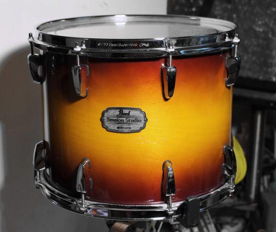 "Том Pearl Session Studio Custom 14""х12"" Floor Tom/All Birch Shell"