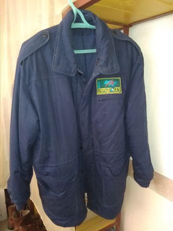 Куртка ватная рабочая