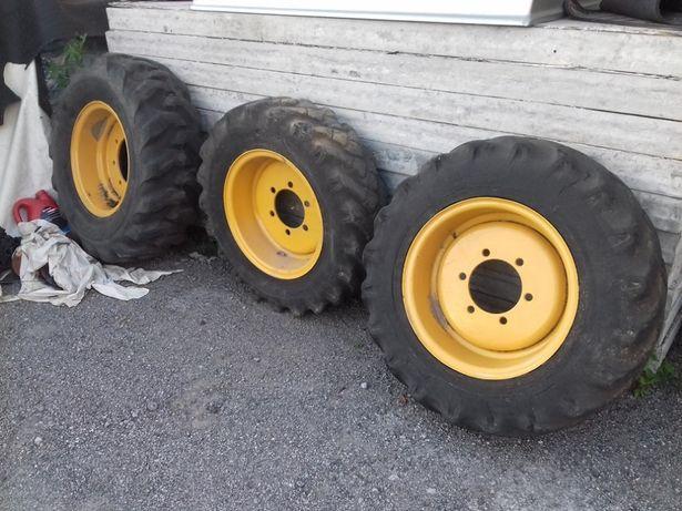 Jantes e Pneus Retro / Tractor/ Mini Pá