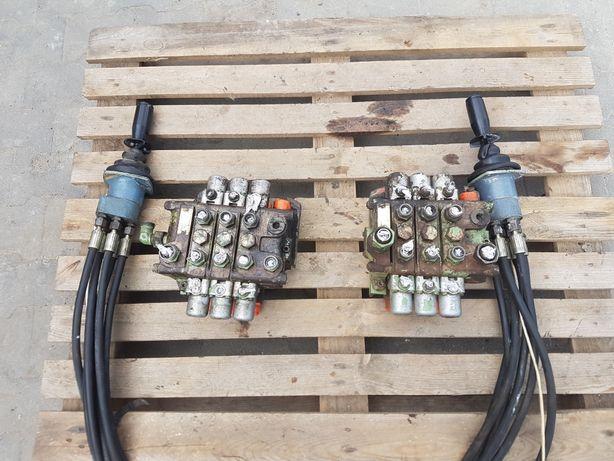 Dżojstik hydrauliczny rozdzielacz hydrauliczny rexroth finn rotor