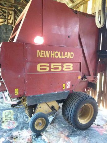 Prasa New HOLLAND  658 Cropcuter