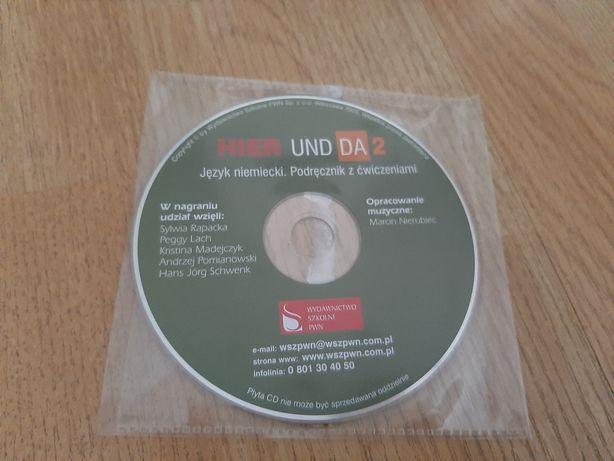 Hier und da 2 - płyta CD - język niemiecki