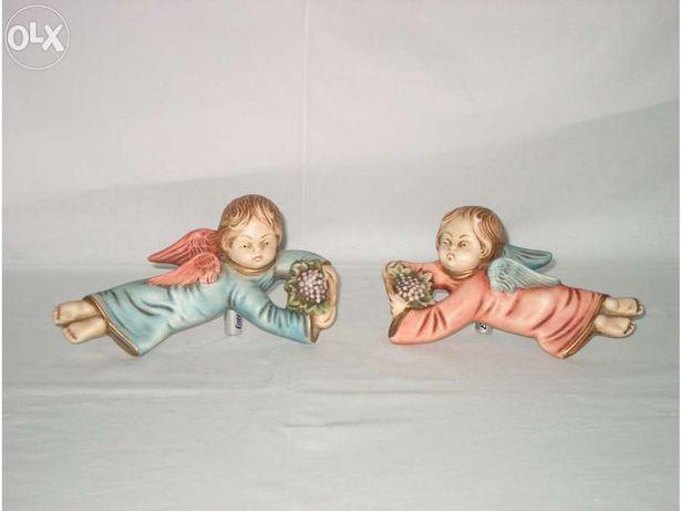 Anjinhos de parede para quarto criança (Par)