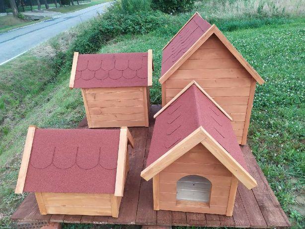 Budy dla psów - duży wybór