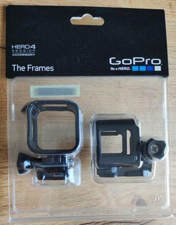 Komplet oryginalnych Ramek GoPro Session 4 5 uchwyt ramka
