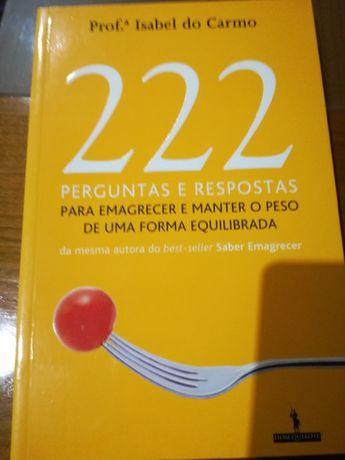 222 Perguntas e Respostas para Emagrecer e Manter o Peso...