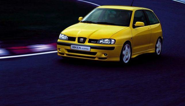 Peças Seat Ibiza TDI Sport 6k2 110cv Cupra Ler Descrição