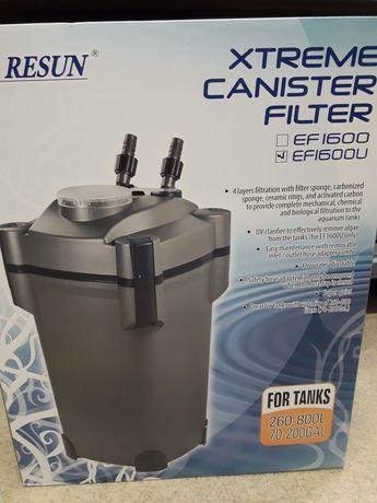 Фильтр наружный EF-1600U(400-550литров)