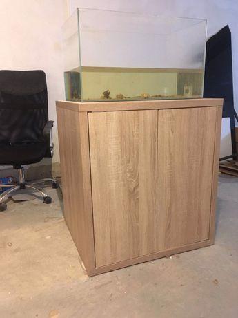 Szafka dąb sonoma np. Pod akwarium