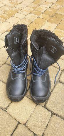 Buty robocze zimowe BHP Lemaitre