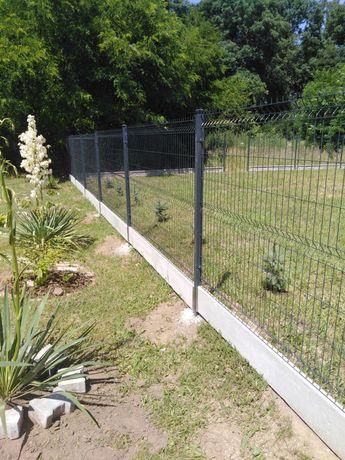 Ogrodzenie panelowe ,płot ,panele ogrodzeniowe .