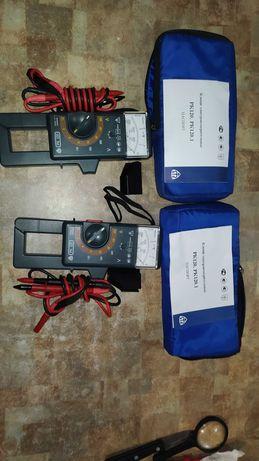Клещи електроизмерительние РК120, РК120.1