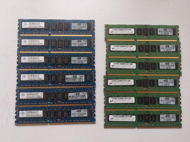 DDR3 Nanya, Micron 2GB 2Rx8 PC3-10600R