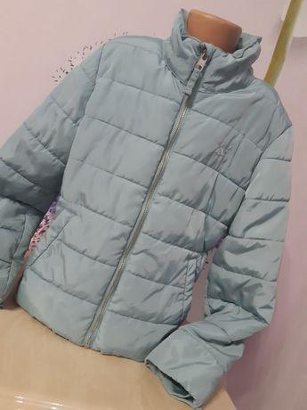 Курточка весенняя утепленная