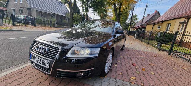 Audi a6c6 sedan 3.0 tdi quattro 2005r skóry xenon