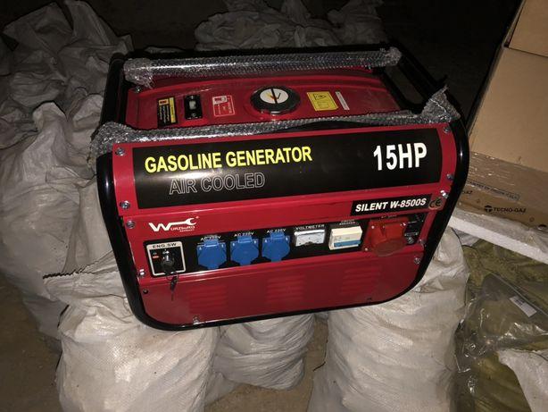 Генерато бензиновий 6 квт
