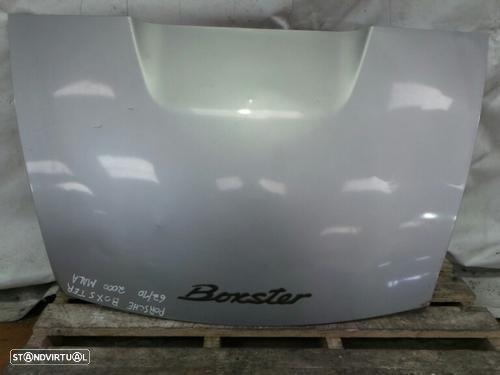Tampa Da Mala Porsche Boxster (986)