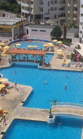 Apartamento t1 com piscina  ferias