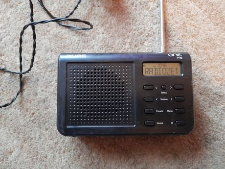 Radio akumulatorowe PURE ONE ME