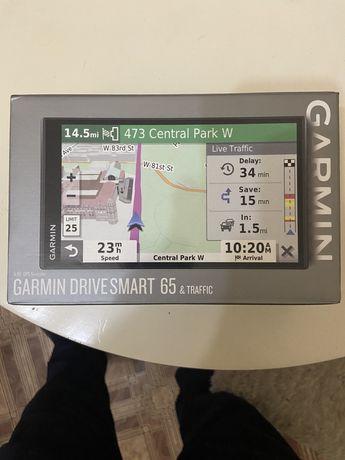 GPS навигатор GARMIN SMART65