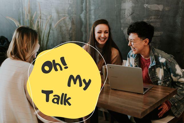 Разговорный английский, онлайн уроки, учитель английского
