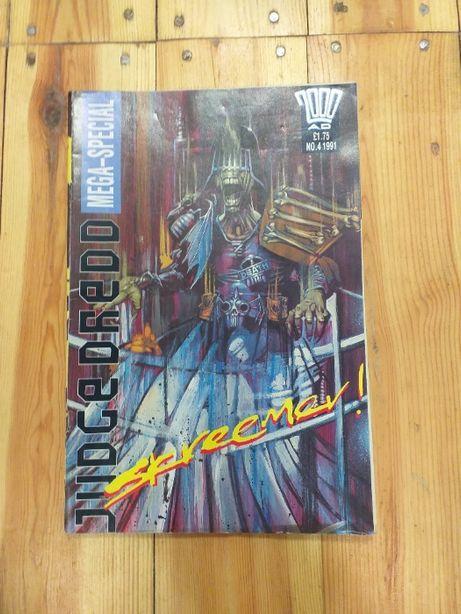 2000 AD Judge Dredd Mega Special 91