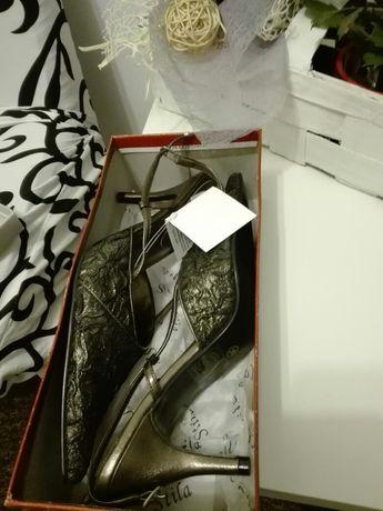 Nowe buty szpilki r.38
