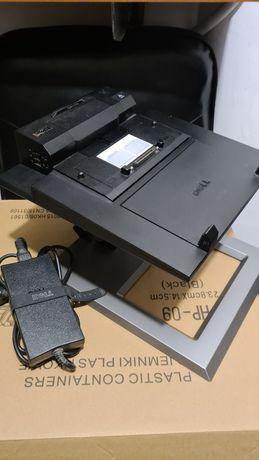 Stacja dokująca Dell zasilacz i podstawka