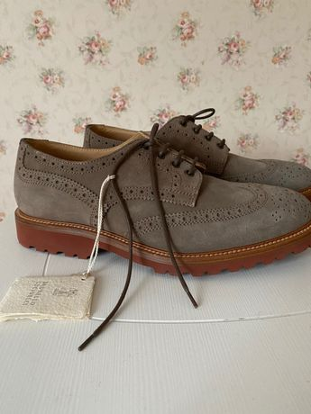Brunello Cucinelli мужские туфли , оригинал