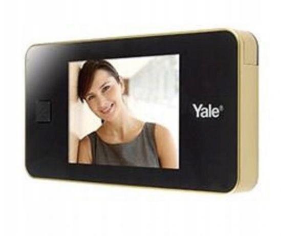 Visor Olho mágico digital Yale - Oferta montagem