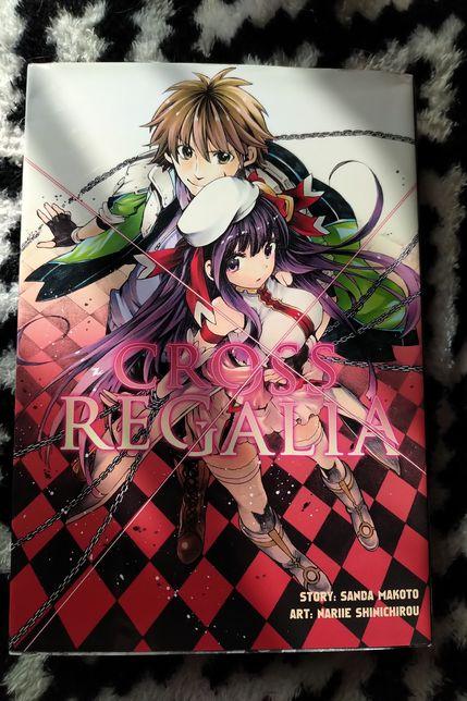 Cross regalia - Manga