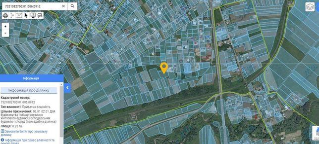 Продам участок под строительство Коровия