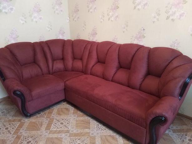 Перетяжка и ремонт мягкой мебели!