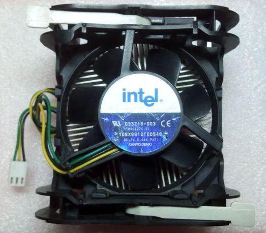 Кулер інтел сокет 478, Intel Socket 478, мідь, медь