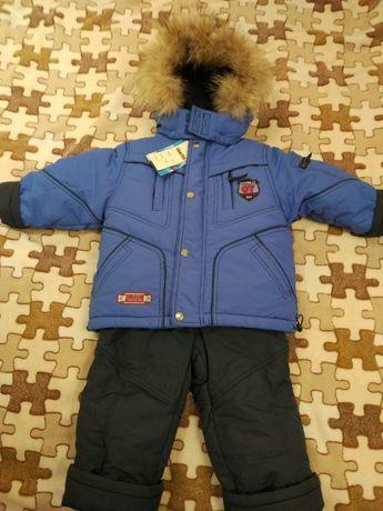 Зимний костюм для мальчика Donilo на рост 92