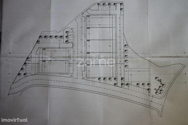 Terreno para construção Pavilhões Industriais, Povoa Lanhoso